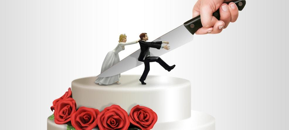 Раздел при разводе
