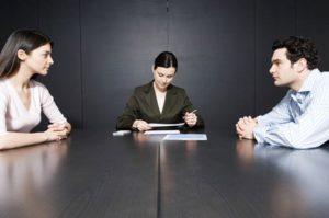Помощь юриста при разводе и разделе имущества