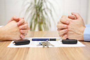 раздел бизнеса при разделе совместно нажитого имущества