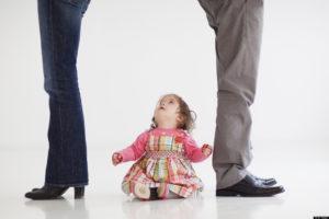развод без суда с ребенком