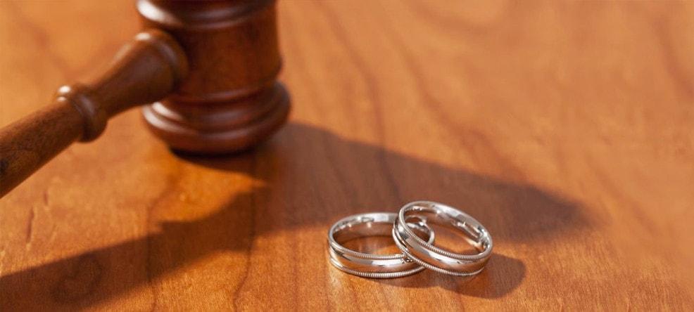 развод по суду