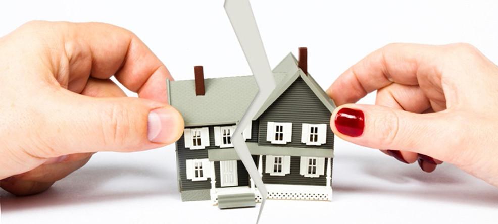 услуги по разделу имущества