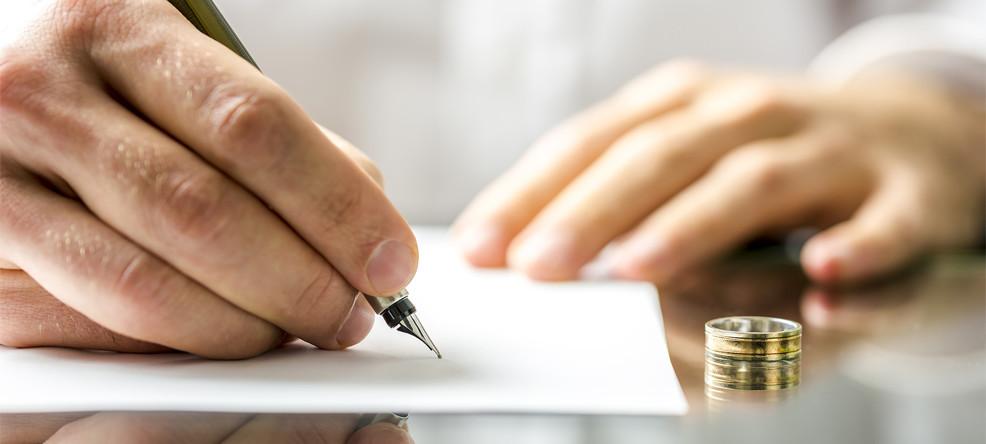 документы при разводе через суд