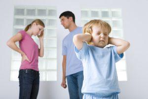 процедура ребенка при наличии несовершеннолетнего ребека